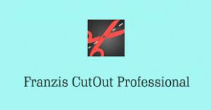 Franzis CutOut 2020 Professional Crack  Franzis
